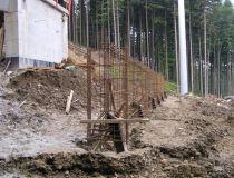 Budowa Skoczni Narciarskiej Wisła - Malinka